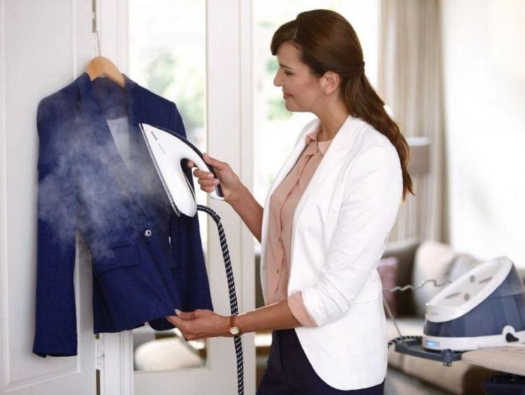 Пошаговая инструкция по глажке рубашки с длинными рукавами