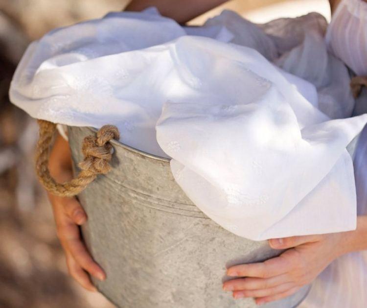 Как кипятить белье - 105 фото как и сколько кипятить белье для отбеливания