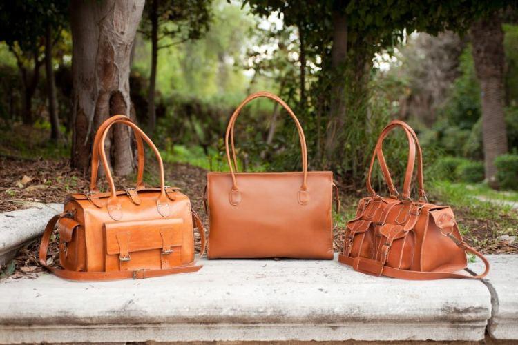 Советы как почистить кожаную сумку в домашних условиях