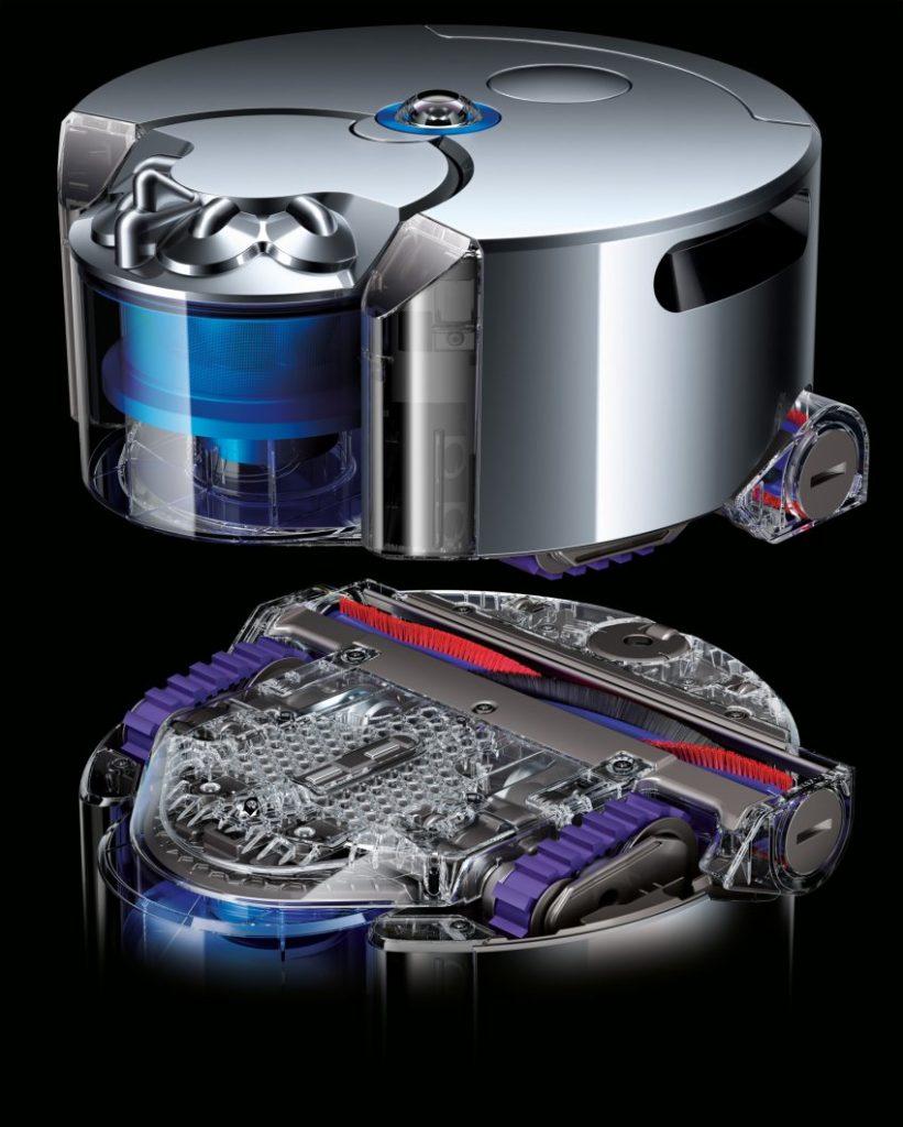 Dyson eye 360 robot аналоги пылесоса dyson