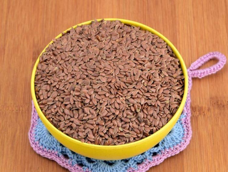 Как Похудеть С Семена Льна. Семена льна — как принимать для похудения и очищения организма